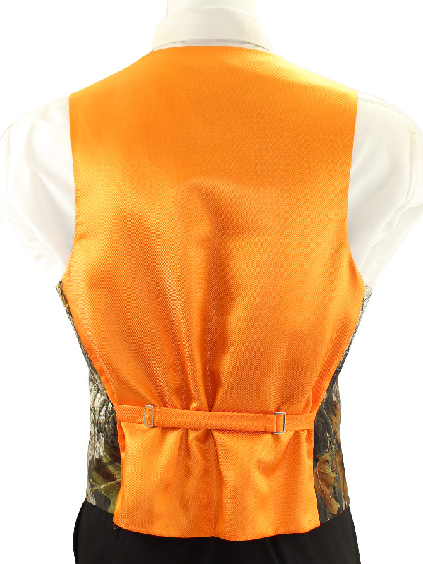 Mossy Oak® 2•4•1 Vest with Orange Back